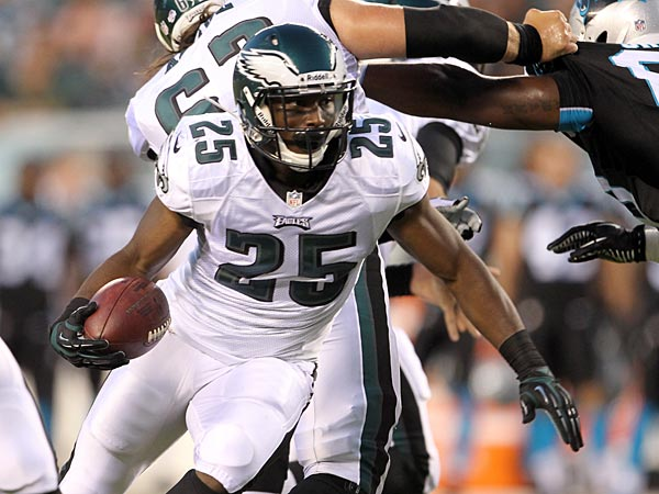 Eagles RB LeSean McCoy (Yong Kim/Staff Photographer)