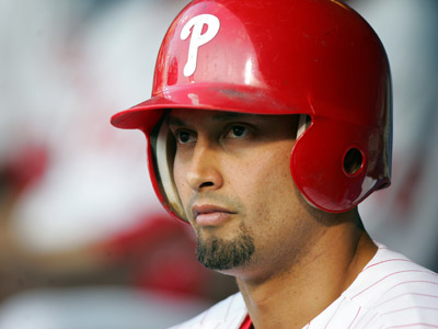Outfielder Shane Victorino was one of four Phillies players to file for salary arbitration. (David Swanson/Staff Photographer)