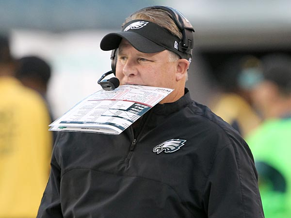 Eagles´ Chip Kelly (Yong Kim/Staff Photographer)