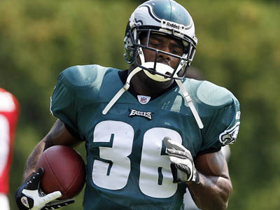 Is Brian Westbrook worth an early pick despite having a down year in 2008?       (David Maialetti / Staff Photographer)