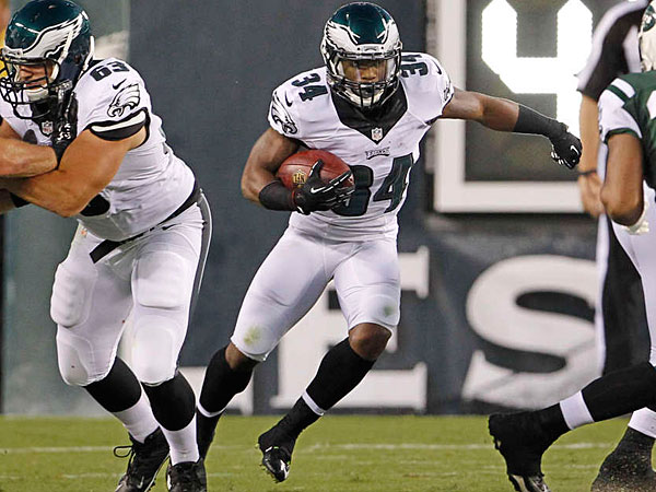 Henry Josey thanked Eagles fans in tweeting his farewell. (Ron Cortes/Staff Photographer)