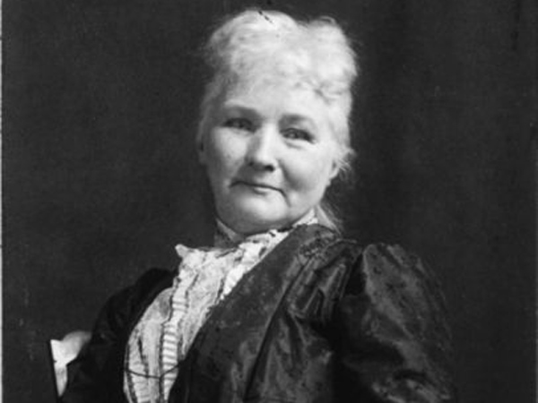 "Labor and community organizer Mother Jones, pictured here in 1902, a year before her famous ""Children´s Crusade."" (Wikimedia Commons)"