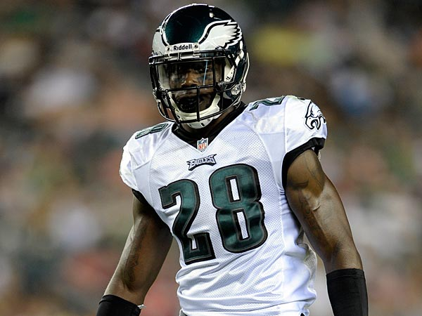 Philadelphia Eagles´ Earl Wolff is seen during a preseason NFL football game against the Carolina Panthers on Thursday, Aug. 15, 2013, in Philadelphia. (AP Photo/Michael Perez)