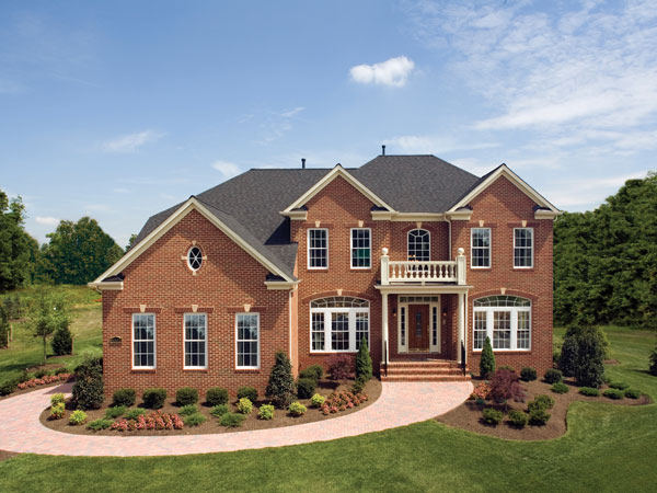 The estates at valley view by nvhomes offers luxury single for Home builders in central pa
