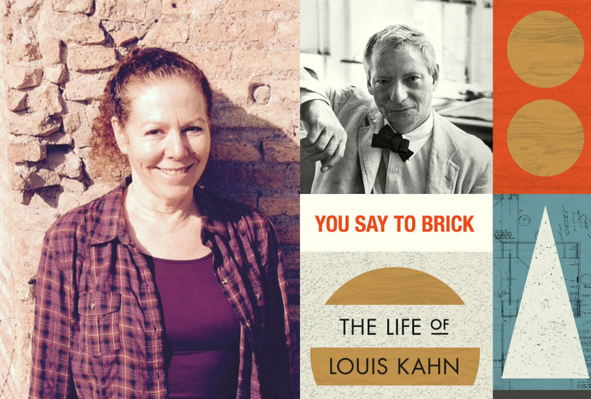 Wendy lesser on louis kahn immigrant architect lover of for Louis i khan