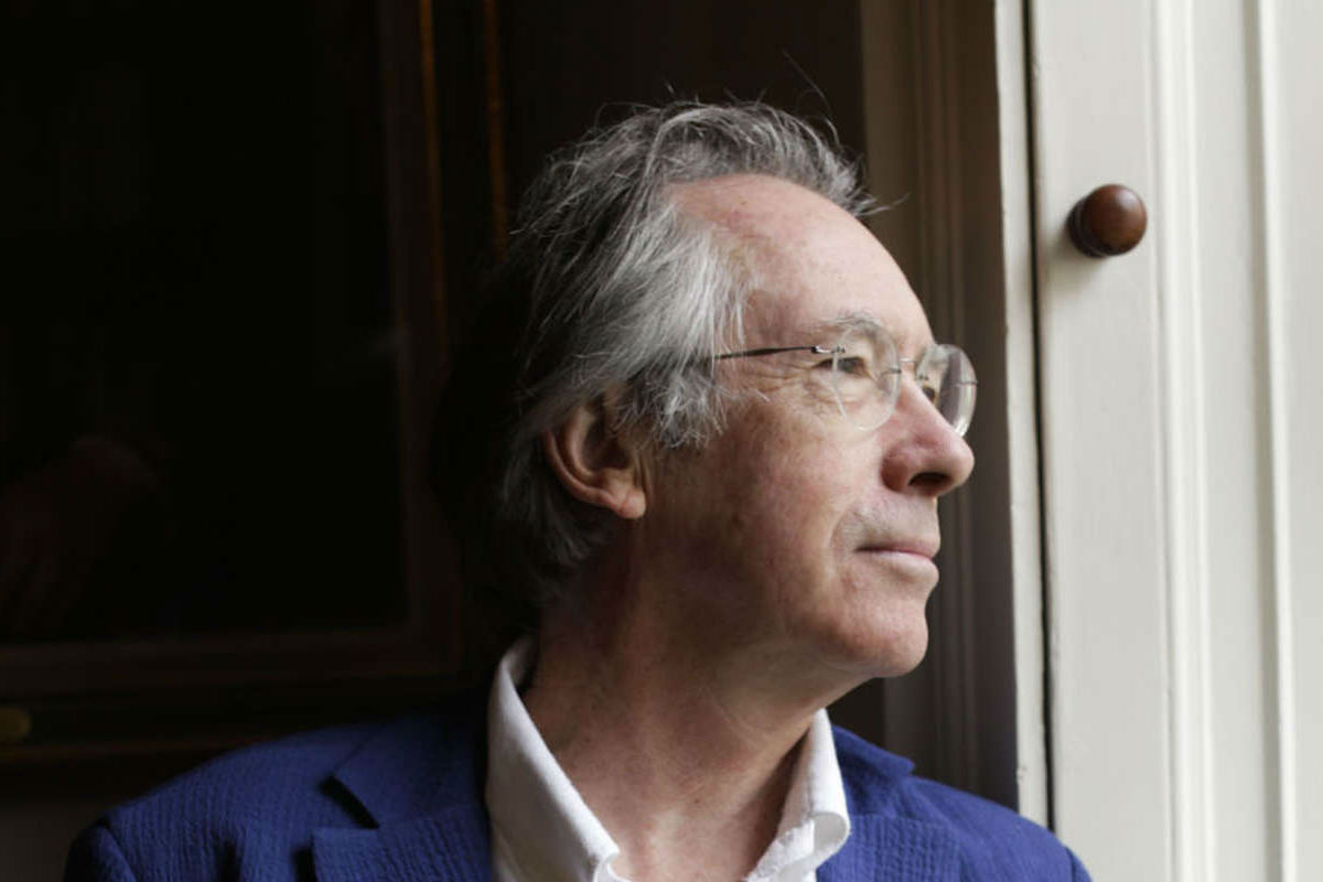 Q&A with Ian McEwan: The art of writing, the writer's life