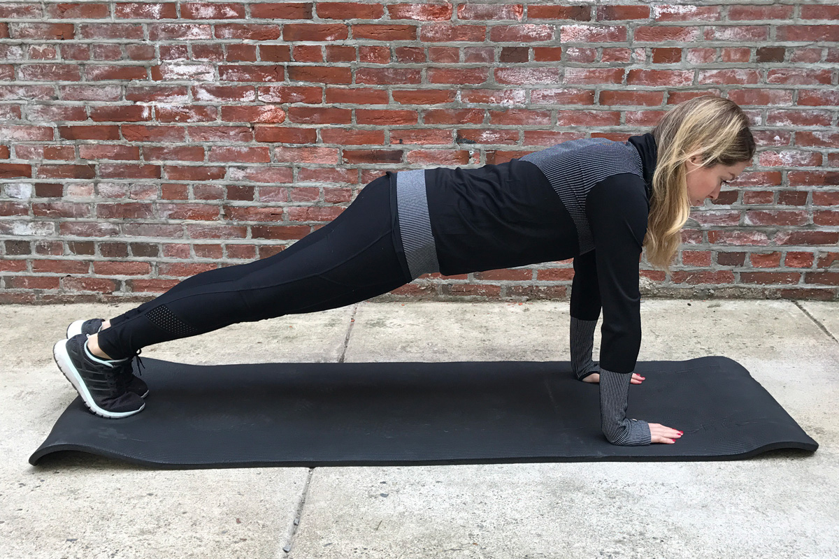 Push-ups 101: Get stronger by fixing the flaws in your form