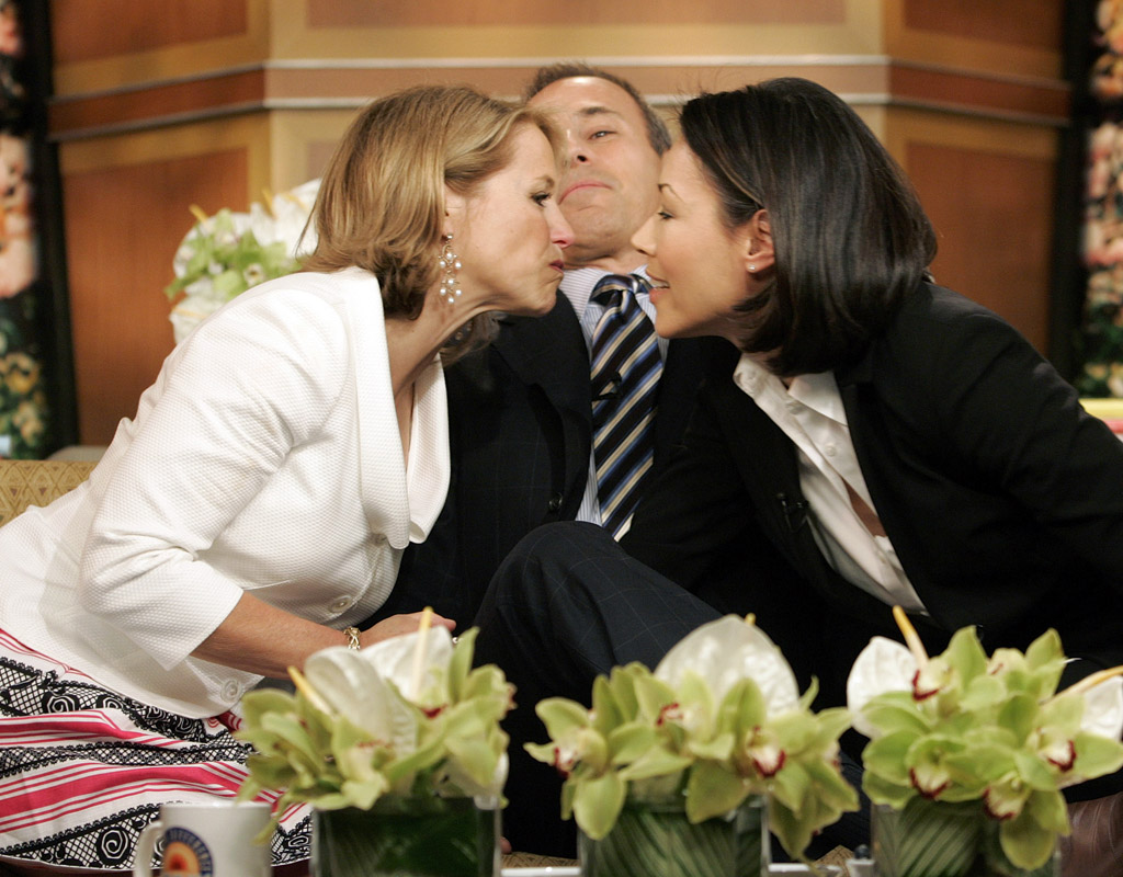 Katie Couric felt 'terrible' about how Ann Curry was ... A Crow Left Of The Murder