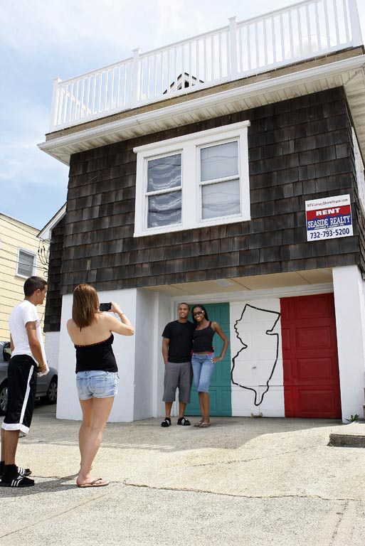 Jersey Shore' house in Seaside Heights available for rentals