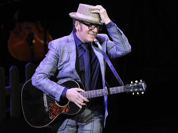 Elvis Costello (AP Photo/Evan Agostini)