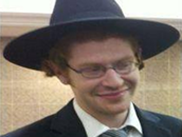 Aaron Sofer, from a Facebook page set up for the search in Israel for the missing New Jersey man.