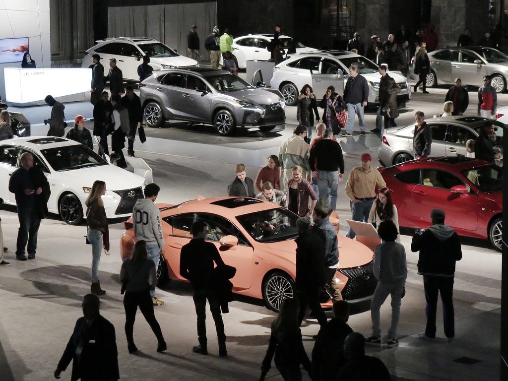 Philly Car Show: 2015 Philadelphia Auto Show At The Pennsylvania Convention