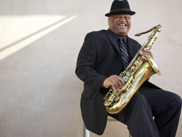 Jazz saxophonist Azar Lawrence will headline the 8th annual Lancaster Avenue Jazz and Arts Festival on Saturday. (Photo courtesy of Simon Public Relations)