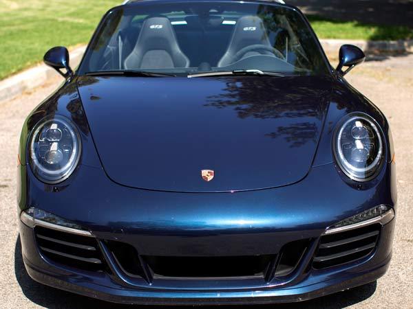 Porsche 911 Targa 4 GTS: Fast, fun and surprisingly comfortable