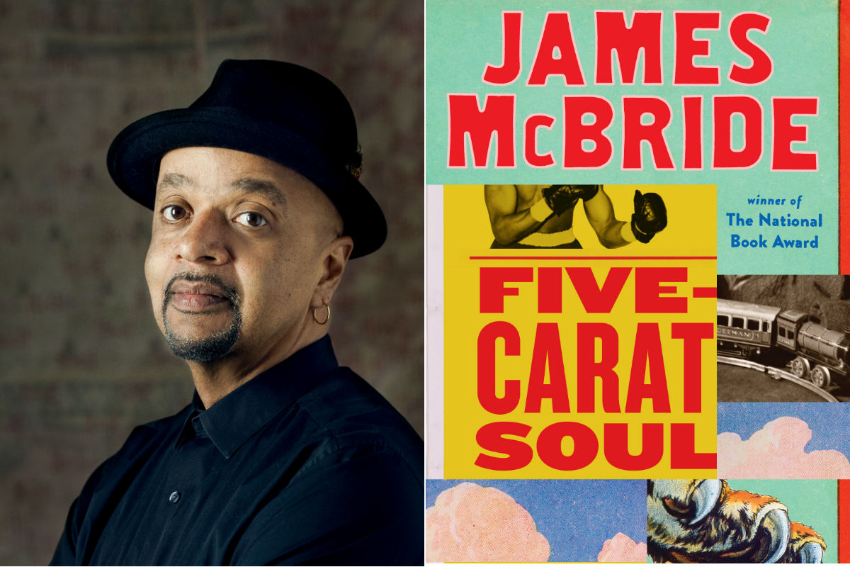 the life story of james mcbride In the color of water, author james mcbride alternates between telling his life story and the life story of his mother, ruth ruth ran away from her jewish family and married james' father, with whom she had eight children james grew up in a large household, where his mother was strict, but loving.
