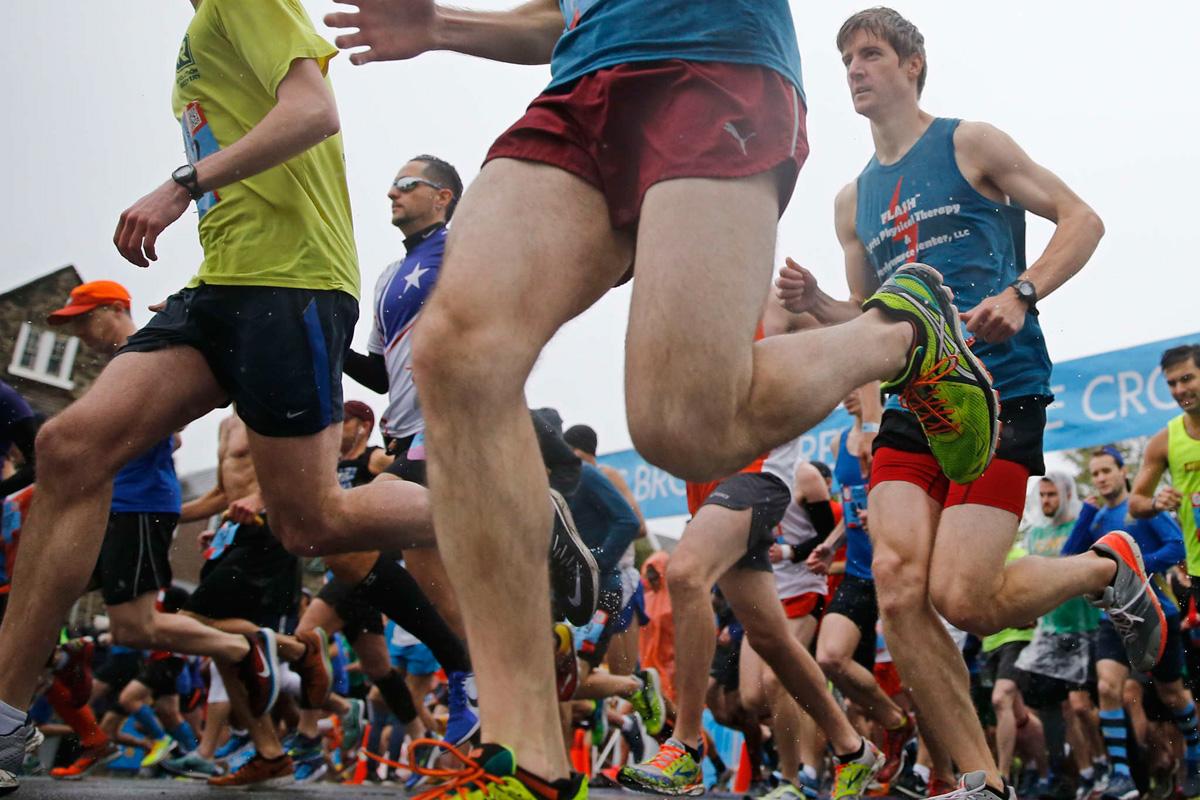 The 2016 Broad Street Run.
