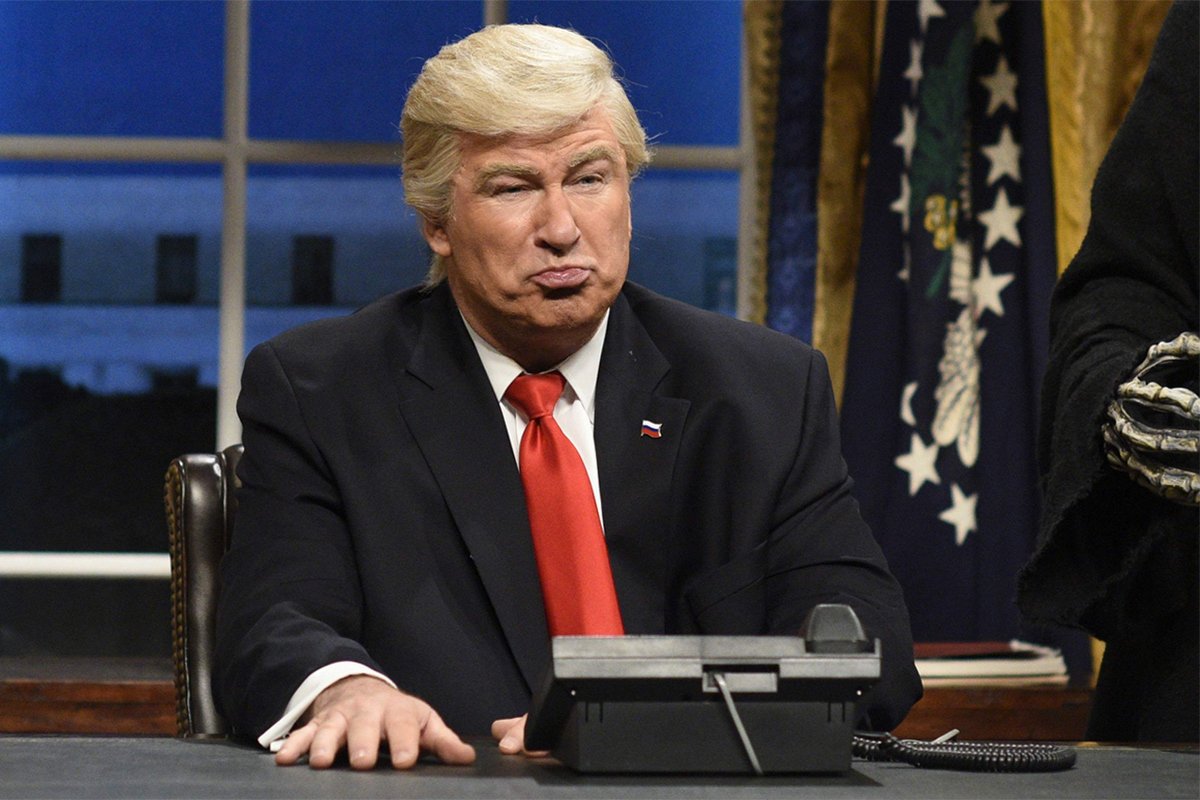 "Alec Baldwin will return as the commander in chief next season on ""Saturday Night Live."""