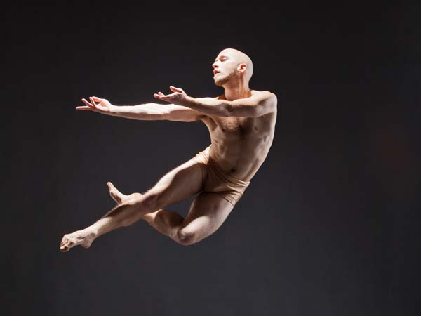 Colby Damon has been dancing with BalletX since 2008
