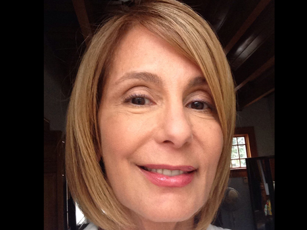Barbara Buono, who apparently vanished from political circles after her loss to Gov. Christie last November, uses a selfie as the photo for her Twitter account. (Twitter)