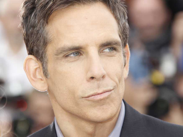 Actor Ben Stiller poses during a photo call for Madagascar 3: Europe´s Most Wanted at the 65th international film festival, in Cannes, southern France, Friday, May 18, 2012. (AP Photo/Joel Ryan)