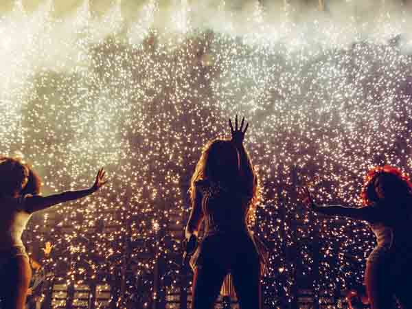 Beyonce will perform at the Wells Fargo Center on Thursday. (Photo by Robin Harper/Invision for Parkwood Entertainment/AP Images)