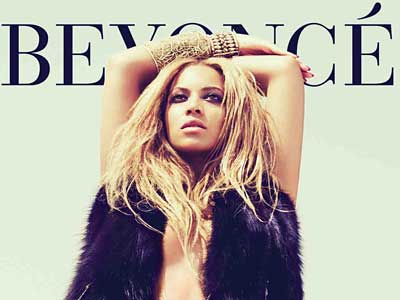 Album cover of Beyoncé´s <i>4</i>, released today, June 28.