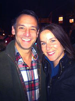 Dr. Howard Krein and Ashley Biden in a family photo obtained by People.com