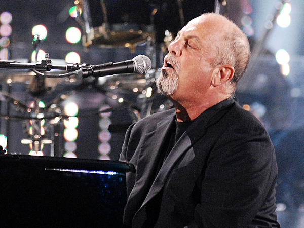 Bill Joel will perform in Philadelphia at Citizens Bank Park in August. (Photo: Getty Images)