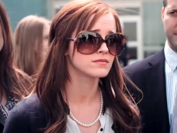 "Emma Watson stars in Sofia Coppola´s ""The Bling Ring."" (Screen shot)"