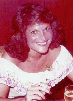 Bobbi Ferrilli, then Barbara Lashley, in 1971.