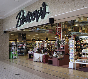 The Boscov´s store at the Granite Run Mall in Media, Pa.  The Reading-based department store chain has filed for bankruptcy and announced the closing of 10 stores. This is not one of them.