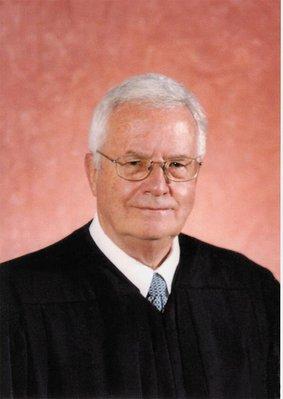 Judge Ronald Buckwalter