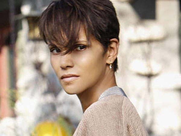 Halle Berry plays an astronaut in the new series.