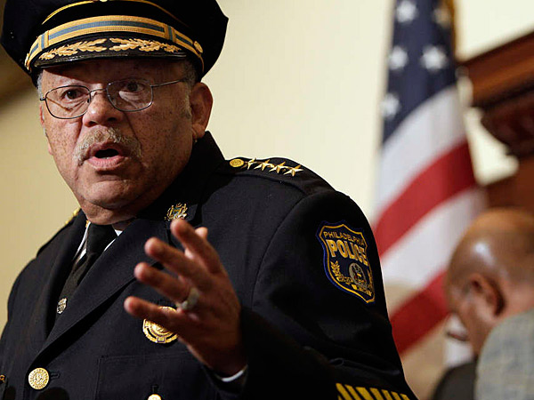 """""""When you have as many as we´ve had, it gets people wondering if they were all justified,"""" Philadelphia Police Commissioner Charles Ramsey said."""