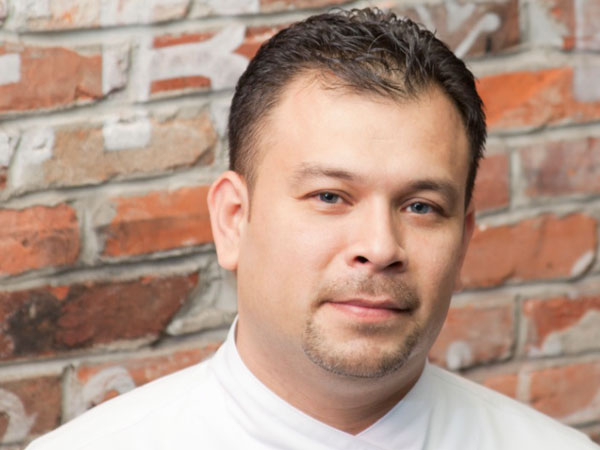 Jorge Chicas, chef at Red Owl Tavern.