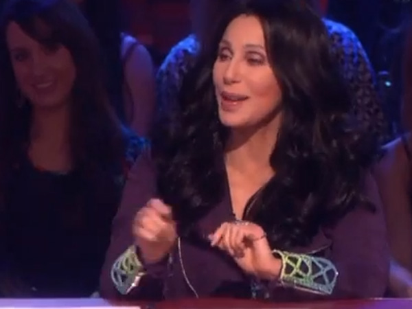"""Cher on """"Dancing with the Stars."""""""