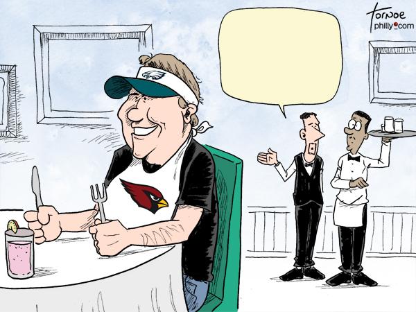 Chip Kelly Cardinals