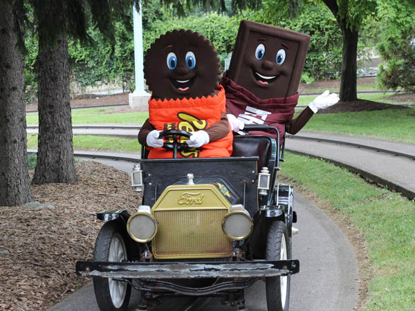 Celebrate the first day of the summer at Hershey Park (photo via Facebook)