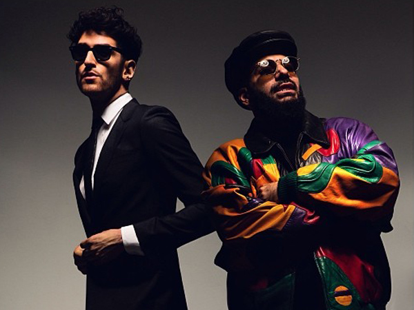 Chromeo will perform at Union Transfer in May.