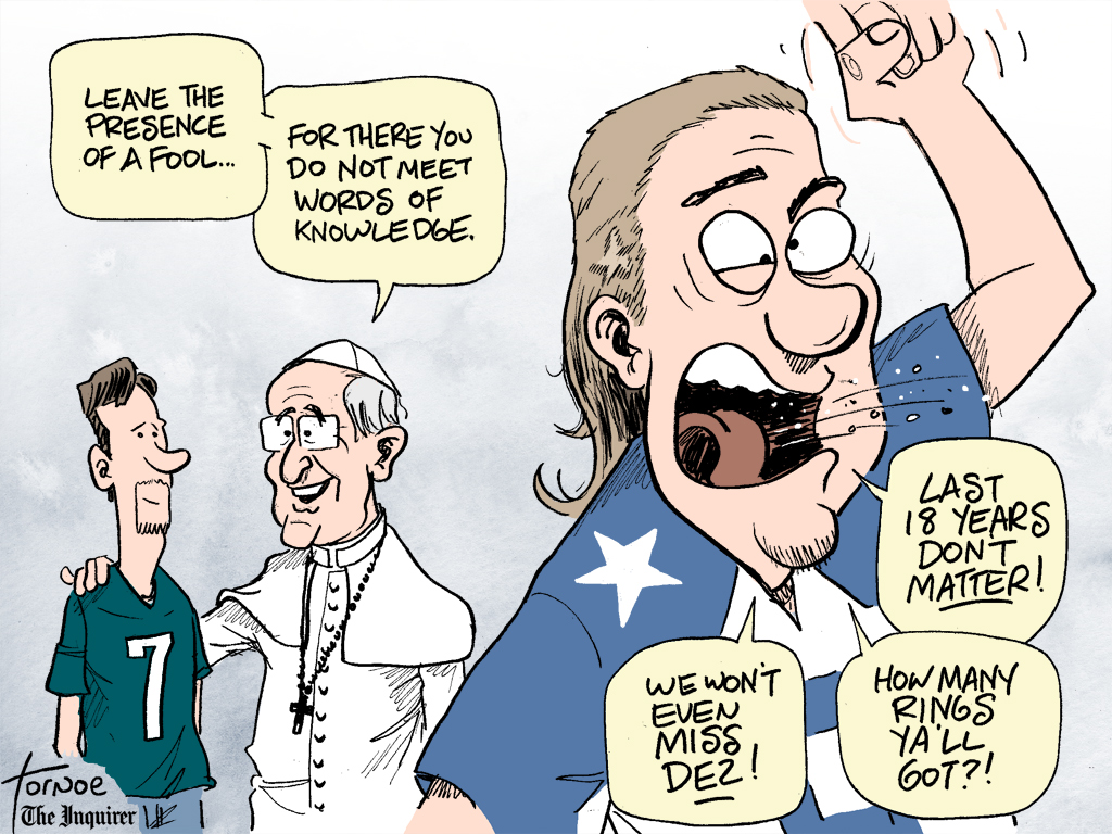5f7cb5b79 Why Cowboys fans are the worst in the NFL