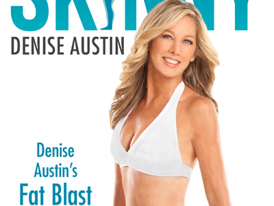 If you're sitting back after Thanksgiving weekend, planning to make a New Year's resolution to get in shape after the holidays, fitness guru Denise Austin has a message for you.