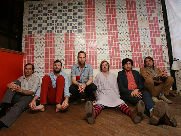 "Dr. Dog have released their newest record, ""B-Room""."