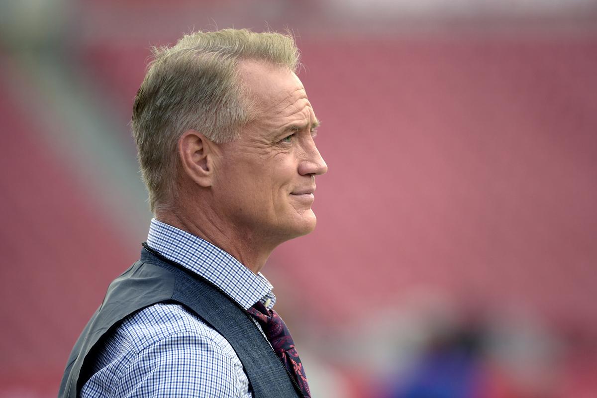 Former Cowboys fullback Daryl Johnston has been an NFL analyst for FOX since the 2001 season.