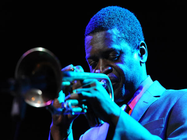 Daud El Bakara performs at the Clef Club during last year´s Philadelphia Jazz Appreciation Month. The 2014 festivities get underway Thursday, April 3. (Photo via Canary Promotion.)