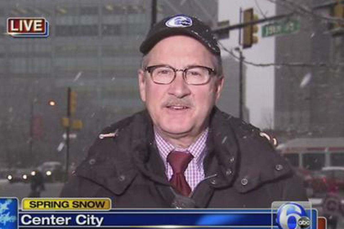 David Henry on 6ABC´s Action News.