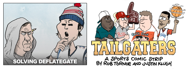 Tom Brady Bill Belichick deflategate ballghazi balls