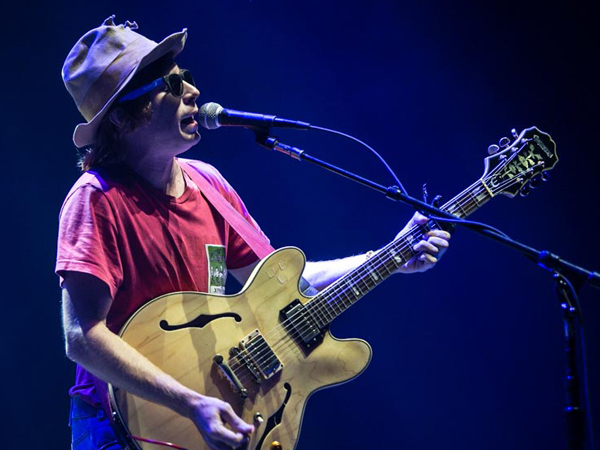 Dr. Dog performs at the XPoNential Music Festival held at the Susquehanna Bank Center. (Colin Kerrigan / Philly.com)