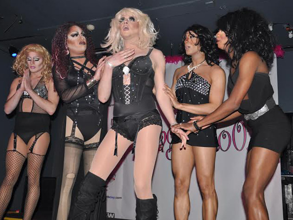 Dragapalooza returns to Voyeur.
