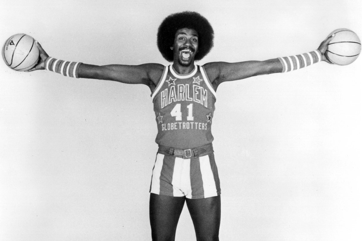 "The Interview: Globetrotters great ""Sweet"" Lou Dunbar"