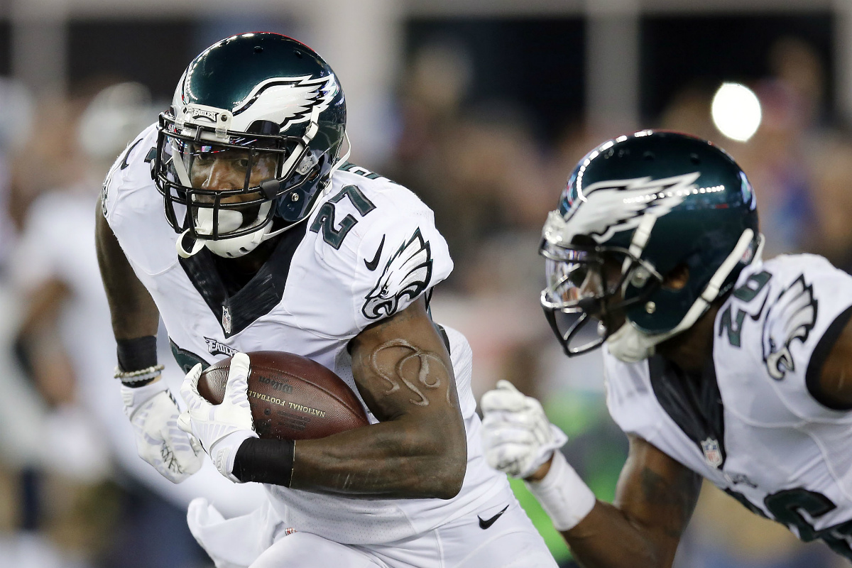 Eagles Malcolm Jenkins makes his mark